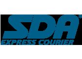 sda shipping