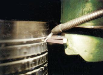 piston grinding