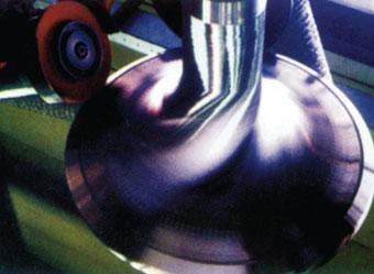 polisging valve